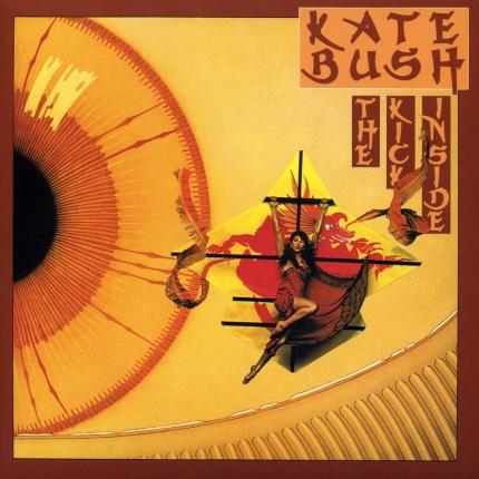 Image result for kate bush the kick inside album cover